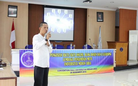 Workshop Pengisian RKTS/EKTS Online, Blog Dosen dan E-Learning